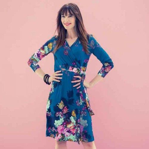 Pattern dress (PDF pattern) | Ladies | Knipmode sewing patterns | Knipmode