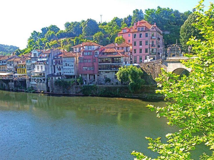 Amarante, Portugal #neet #erasmusplus