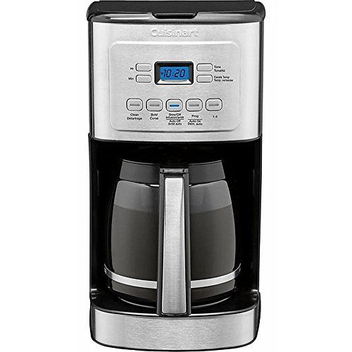 Cuisinart 14 Cup Stainless Steel Coffeemaker Machine Brew Automatic Black Grey New Cuisinart 14 Coffee Maker Cuisinart Coffee Maker Affordable Coffee Maker