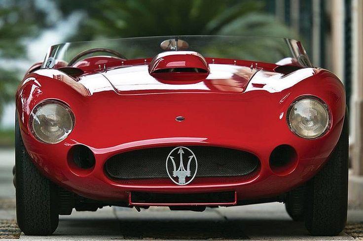 Teuerster Maserati aller Zeiten? 450S Prototyp von 1956 kommt unter den Hammer