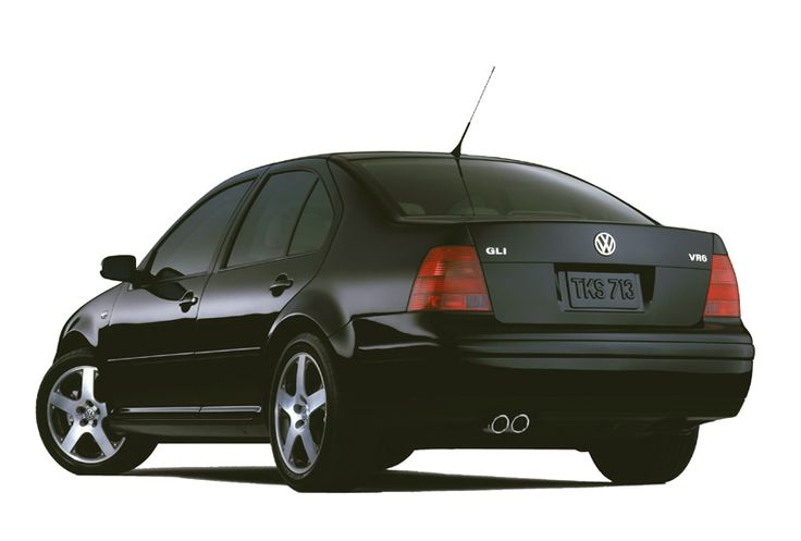 2002 Volkswagen Jetta... Das my car! Except mine is white and slightly more used...