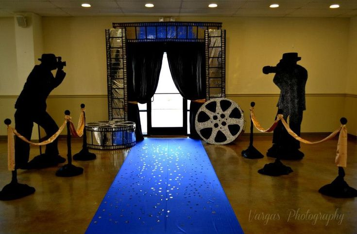Hollywood Themed Party