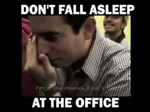 News Wale   Don't Fall Asleep At The Office  P