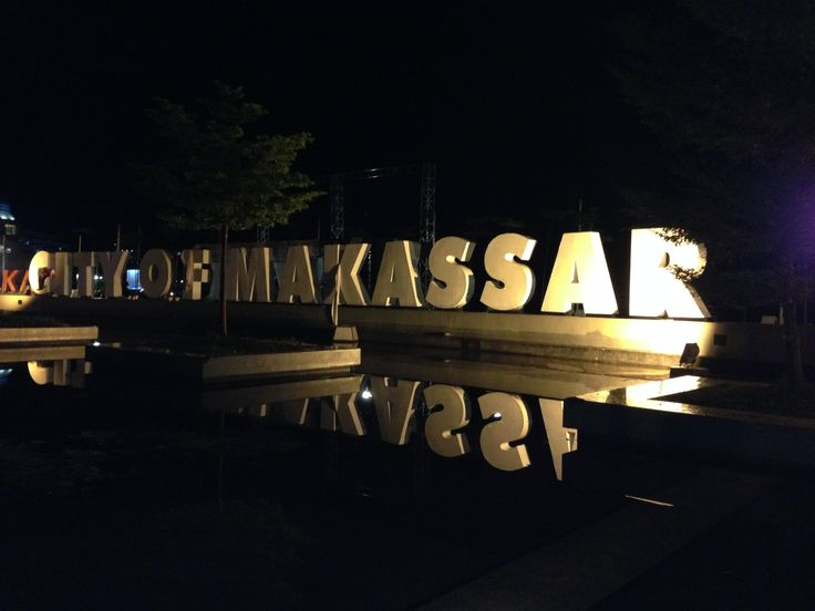 City of Makassar #Indonesia