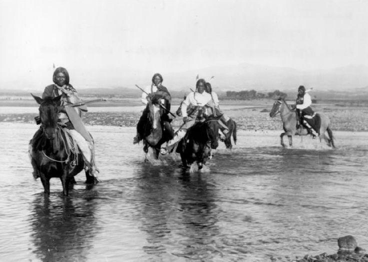 The ute indians essay