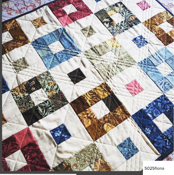 310 Beste Afbeeldingen Over Quilt William Morris Op Pinterest