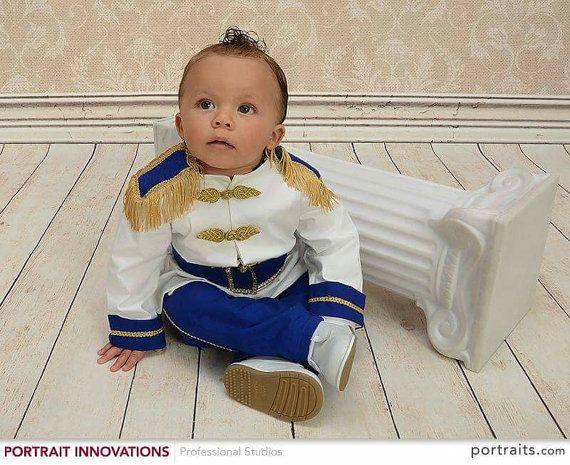Majestic Prince Charming bebés y niños pequeños