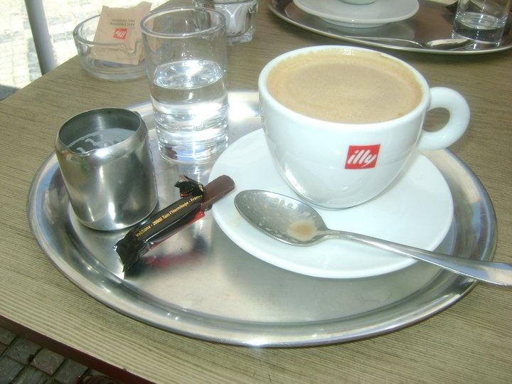 Praha Coffee <3 It's the best