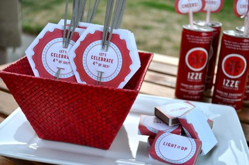 YW in Excellence - Sparkle!: 4Thofjuli, Fourth Of July, Canada Day, Parties Printable, Parties Favors, 4Th Of July, Parties Ideas, Wedding Sparklers, Matching Boxes