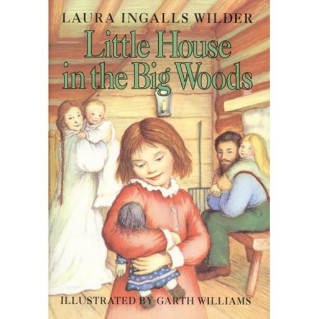 I'm learning all about Little House in the Big Woods (Revised) (Hardcover) at @Influenster!