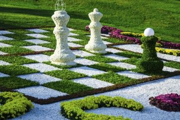 Your house needs an outdoor chessboard, and HowStuffWorks can help you make one. Learn more about making an outdoor chessboard.