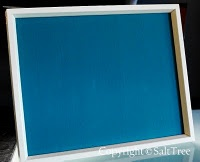 recipe for chalkboard paint to make chalkboard in any color you want!!! cool