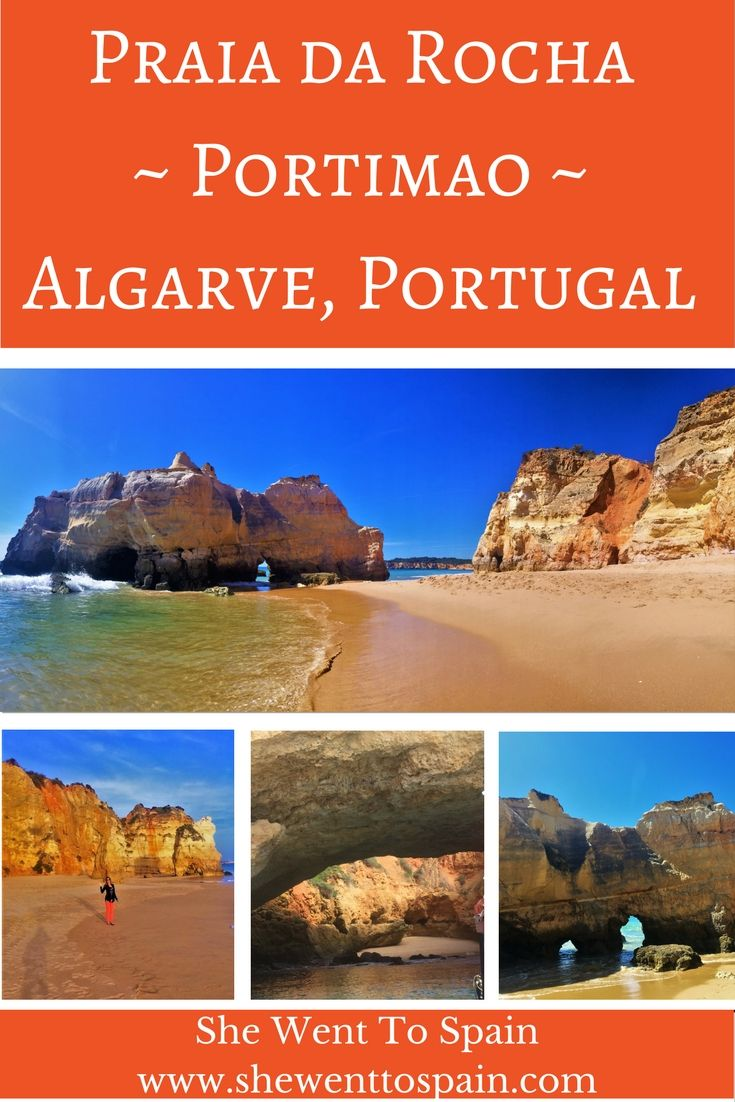 The Algarve in Portugal is one of the most naturally beautiful places with the nicest, friendliest people. The coastline is lined with cliffs, caves, and secret beaches.