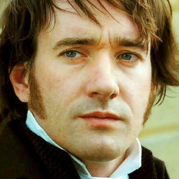 Matthew McFadden as Mr. Darcy in Pride and Prejudice 2005