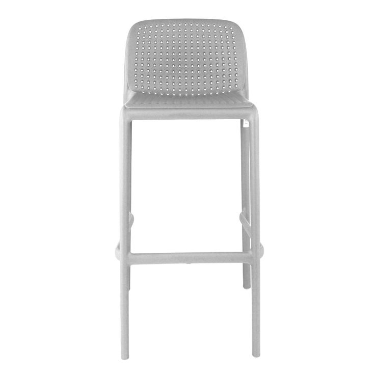 Nardi Lido White Bar Stool – Next Day Delivery Nardi Lido White Bar Stool from WorldStores: Everything For The Home