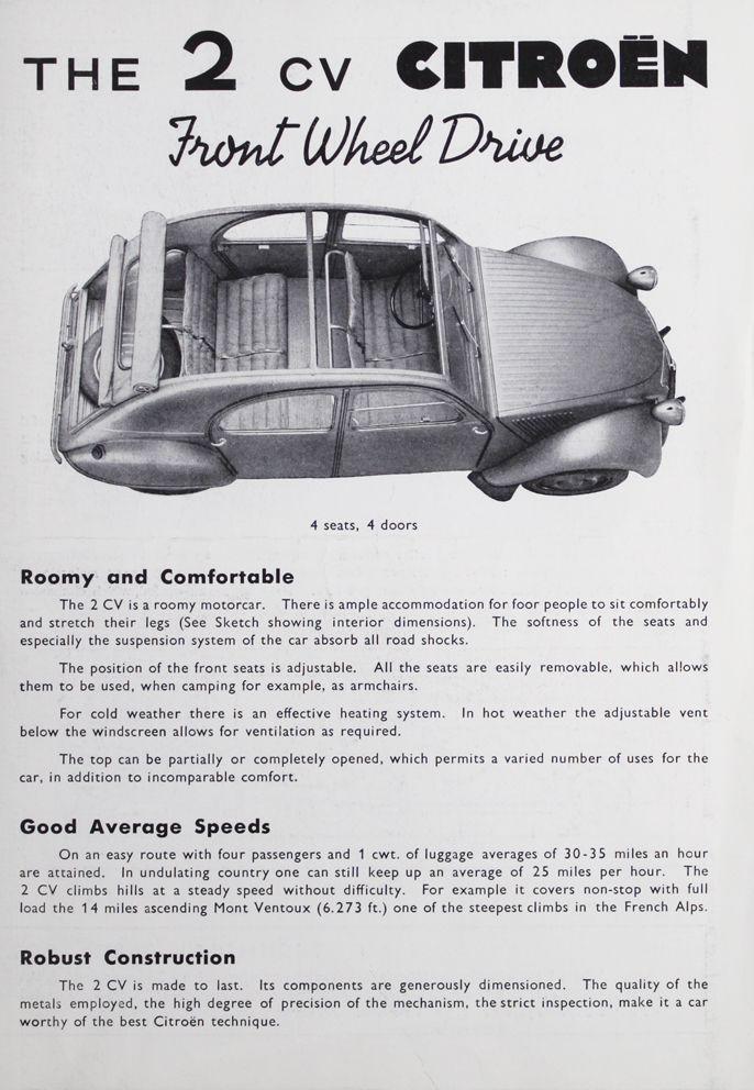 192 best Citroën ✇ ⛽ images on Pinterest   Cars, Vintage cars and ...