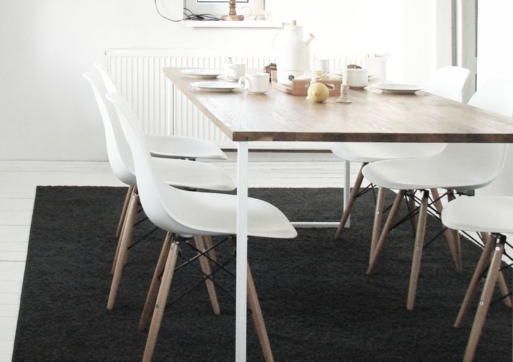Contemporary Scandinavian style furniture. Quality handmade of eco-friendly materials.