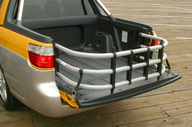 2003 Subaru Baja Bed Extender