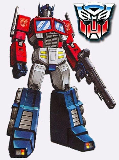 I still love Optimus Prime