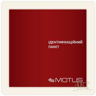 Identity: Motus Title: Identity: Motus Category: Logo Development, Corporate Identity Development Date: 04/19/2013 Description: Adobe Illustrator CS6, Adobe Acrobat Pro