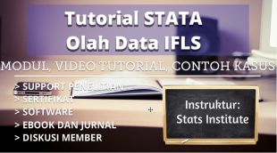 IFLS Tutorial Menggunakan Stata