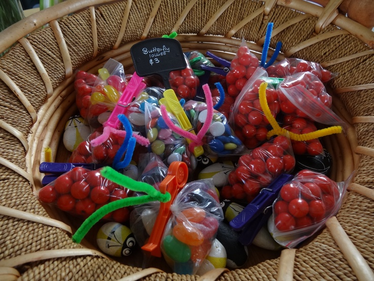 Treat yourself with these hand-packaged Butterfly Lolly Bags  http://www.amazeme.co.nz/