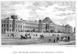 Bethlem Royal Hospital - Wikipedia, the free encyclopedia