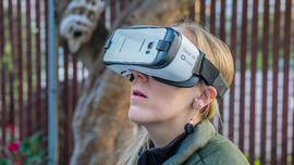 We all rode Samsung's VR roller coaster and loved how real it felt - CNET