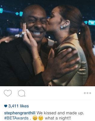 BadgalRiRi: Rihanna hits BET Exec in the face with money—Take a Look! - http://www.nollywoodfreaks.com/badgalriri-rihanna-hits-bet-exec-in-the-face-with-money-take-a-look/