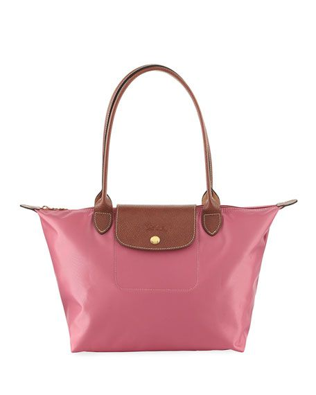 LONGCHAMP . #longchamp #bags #leather #hand bags #nylon #tote #