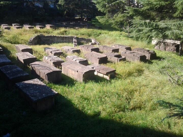 Lipari archeology