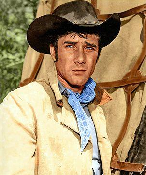 Robert Fuller as Jess Harper - Laredo