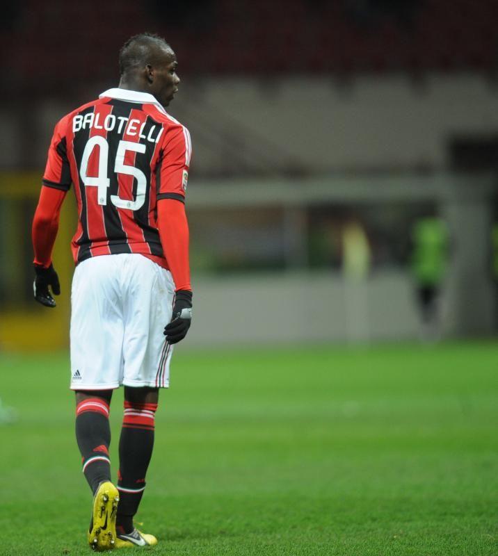 Mario Balotelli, A.C. Milan