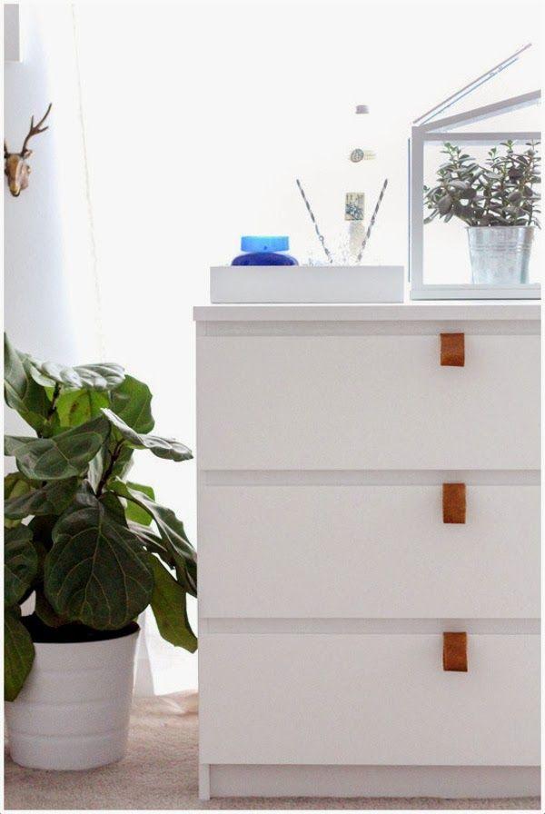 Transformar cómoda Malm de Ikea