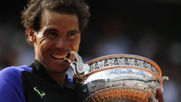 #tennis #news  Quiz: How Nadal became 'King of Clay'