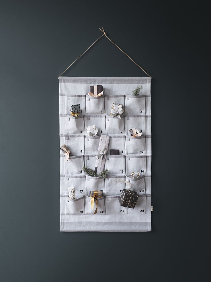 Ferm Living Advent Calendar    Sold by Is To Me