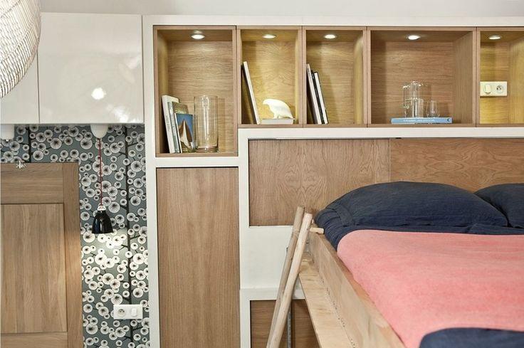 Contemporary Bedroom by Géraldine Laferté