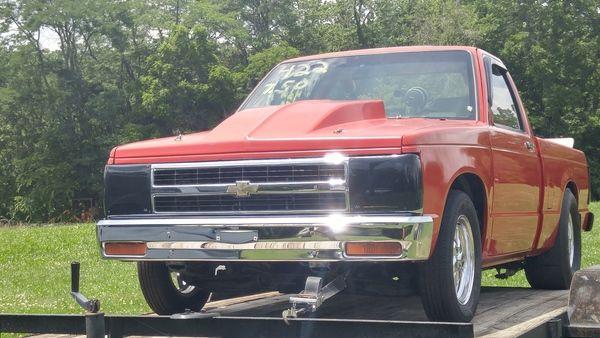 1987 Super 10 Pro Street/Bracket Truck for Sale in LATONIA, KY | RacingJunk Classifieds