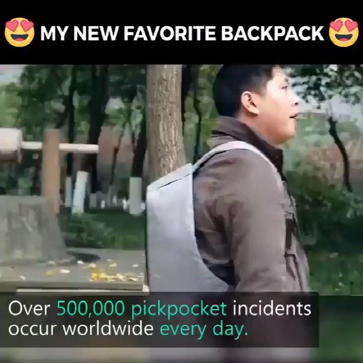 Multifunction Waterproof Anti Theft Unisex Outdoor Backpack – dies und das