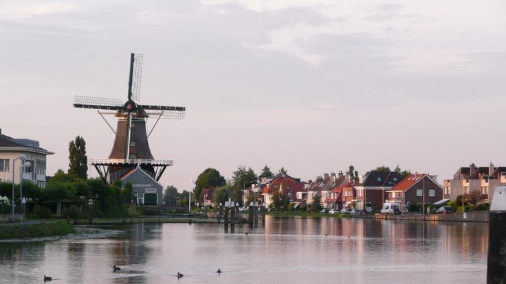 Leidschendam, Netherlands, July 2010 © Ni Yan