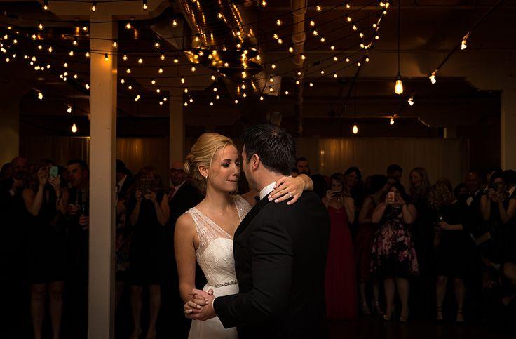 Rebecca & Jamie's Wedding Reception at Burroughes Building