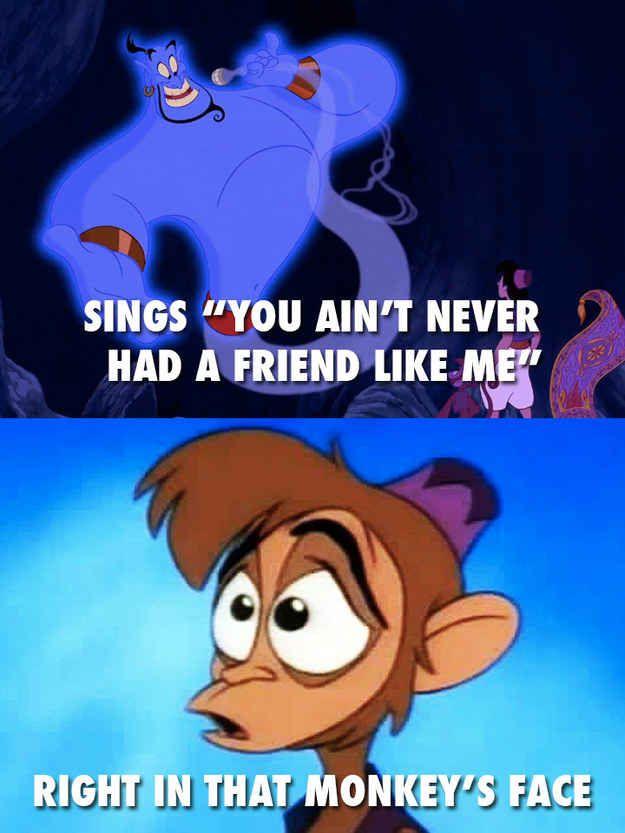 If i were a genie