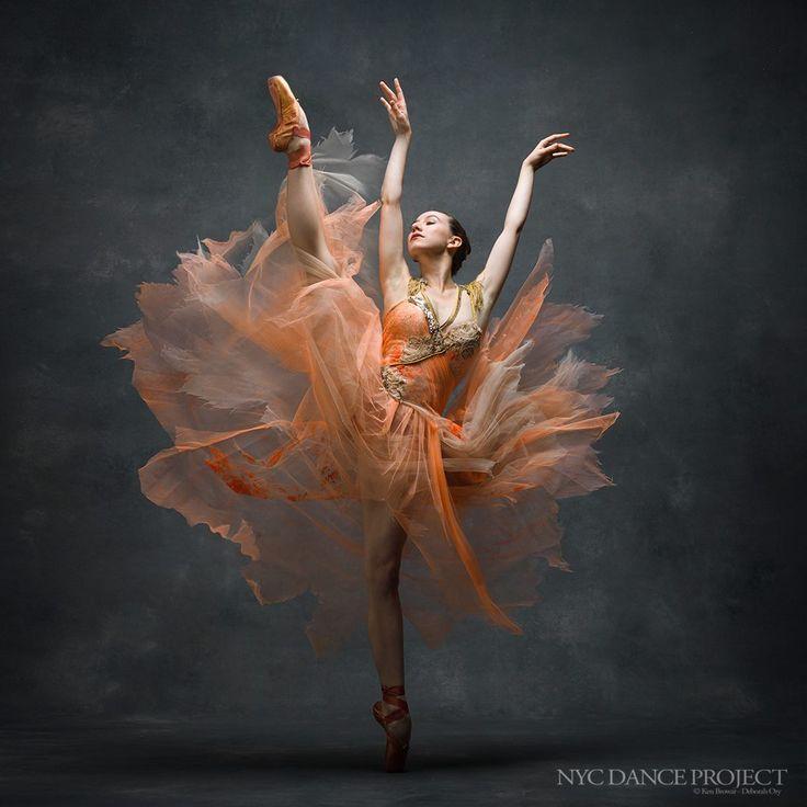 Tiler Peck, by Ken Browar and Deborah Ory, NYC Dance Project - Google Search