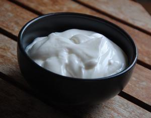 Cómo preparar mayonesa con leche  #receta #salsa