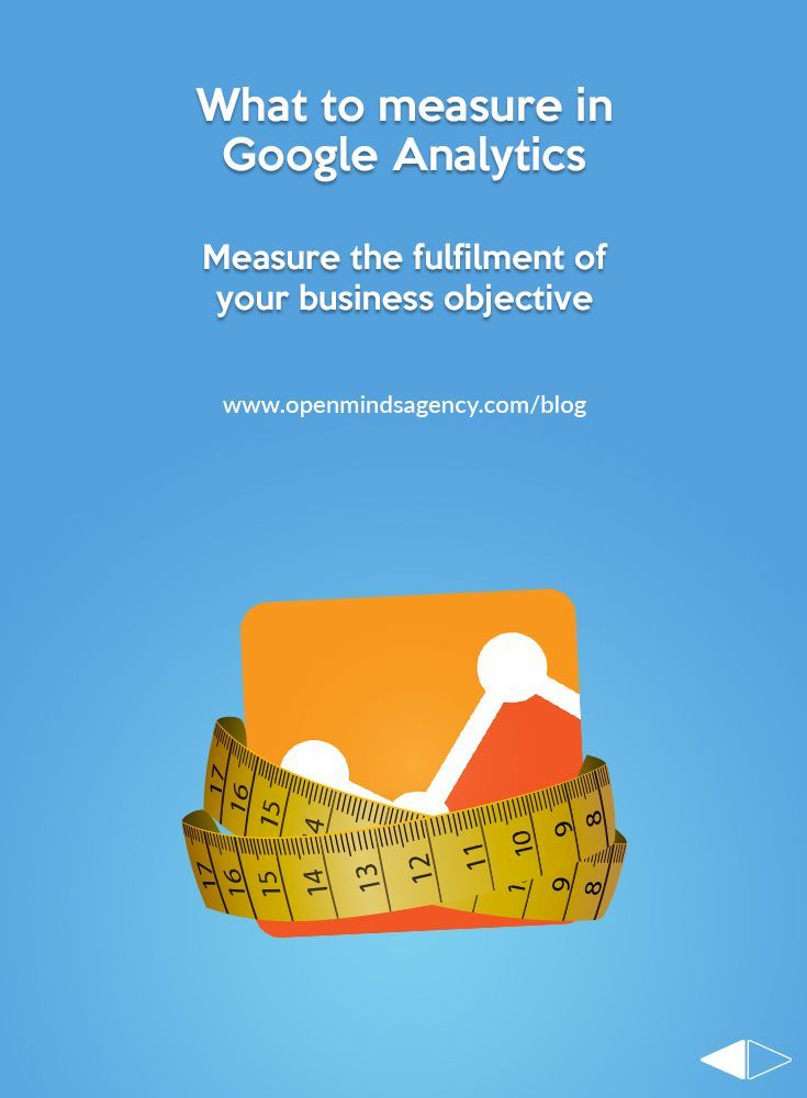 Wondering what to measure in Google Analytics? Any successful marketing campaign should result in the fulfillment of the final business objective. Measure it using Google Analytics to evaluate the success of your campaigns.   Read our blog to know more: [Click on Image]   #omagency #analytics #google #digitalmarketing