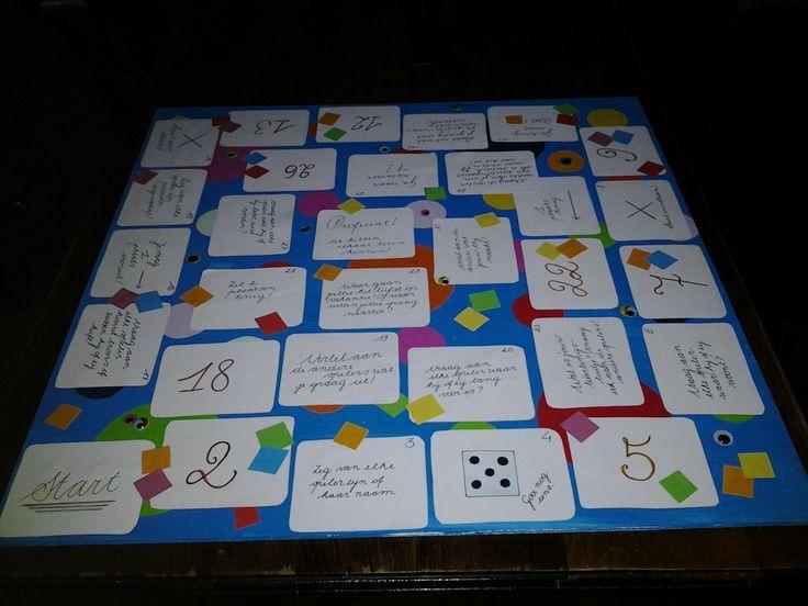 ganzenbordspel begin schooljaar - Google zoeken