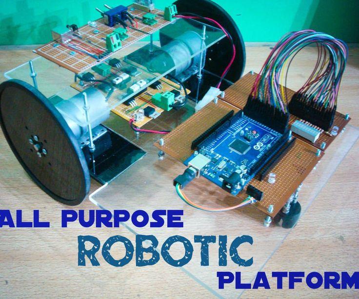 Best ideas about robot platform on pinterest d