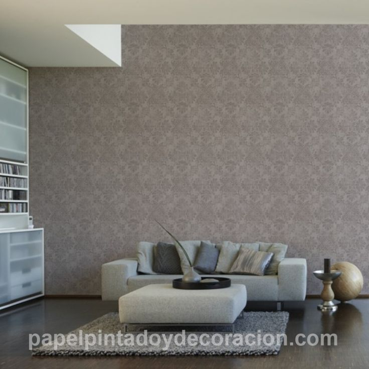 53 best raffi my home images on pinterest wall papers for Papel pintado tonos marrones