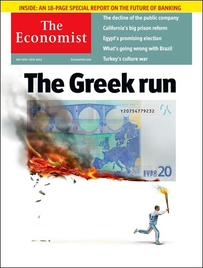 Our cover in Europe. It is not a good idea for Greece to leave the euro. But it is time to prepare for its departure