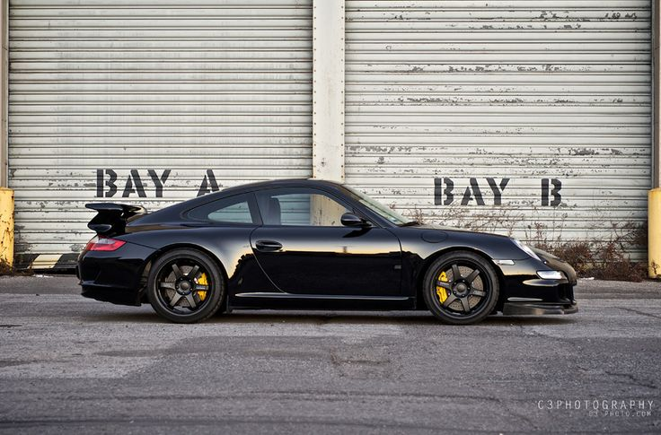 porsche 996 turbo black te37 - Поиск в Google